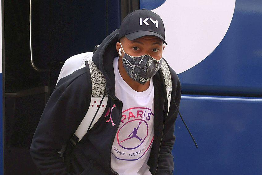 Kylian Mbappe ar putea pleca de la PSG // foto: Imago
