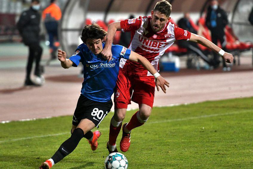 Alexi Pitu și Marco Ehmann sunt doi dintre jucătorii născuți după 1 ianuarie 2000 și care vor fi eligibili pentru regula U21 și din sezonul viitor // foto: Imago