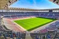 Barajul CSA - FCSB 2 pe noul stadion Steaua? Când preia MApN arena + planul pentru inaugurare