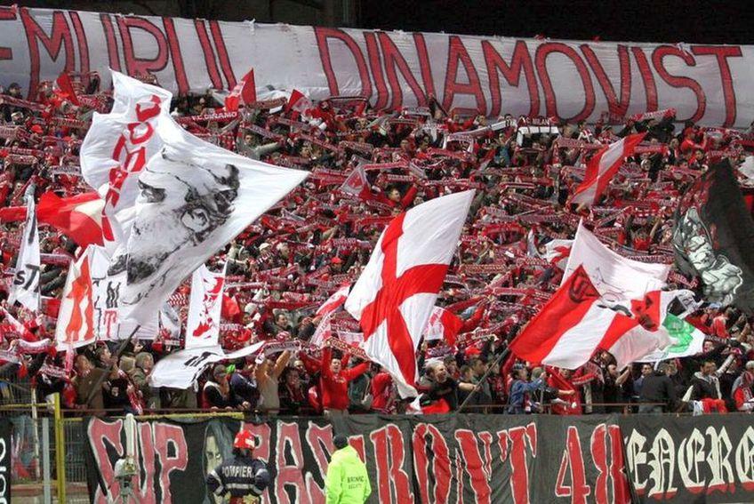 DDB solicită ajutorul suporterilor lui Dinamo