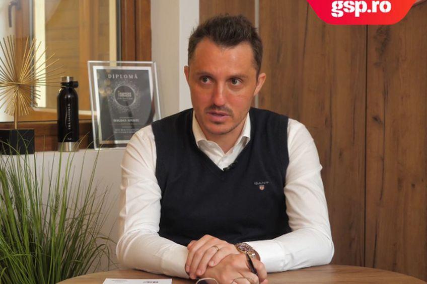Bogdan Apostu, intermediar