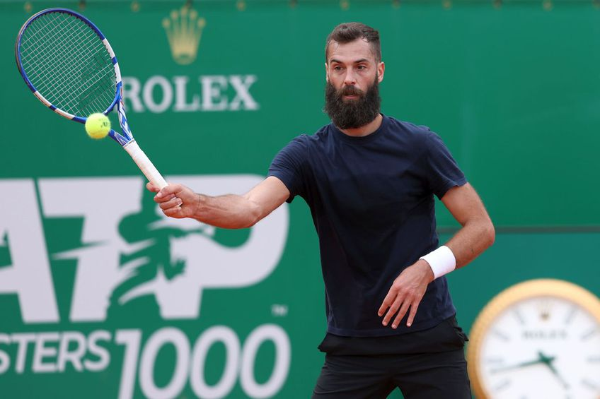 Benoit Paire. FOTO: Guliver/Getty Images