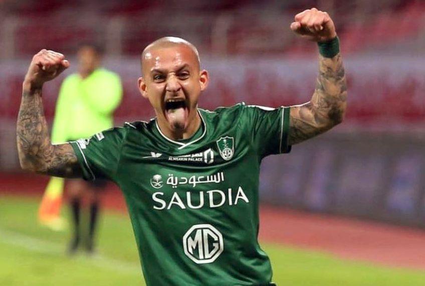 Alexandru Mitriță nu trece prin cea mai bună perioadă la Al Ahli