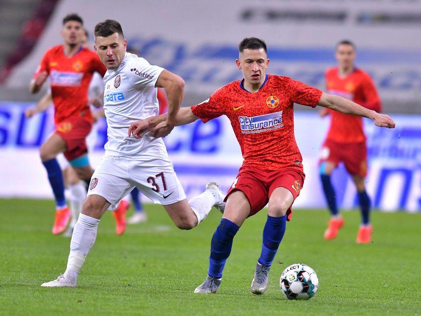 CFR Cluj va solicita control antidoping la disputa cu FCSB, din Supercupa României.