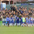 Ultrașii din Peluza Sud 1997 Craiova au fost alături de jucători în toate deplasările din Liga 4 și Liga 3