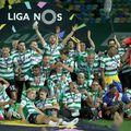 Sporting CP este campioana Portugaliei // foto: Imago