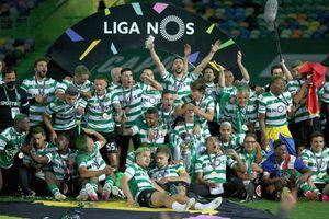 Sporting, campioana Portugaliei după o pauză de 19 ani! Mesaj special de la Cristiano Ronaldo