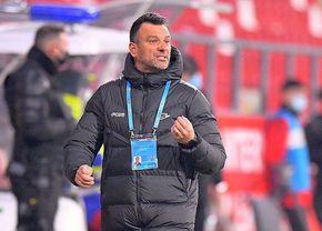 """Toni Petrea, tras la răspundere după meciul cu Academica Clinceni: """"M-a amuzat"""""""