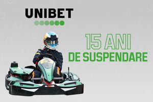 15 ani de suspendare la karting - 5 minute de sport altfel
