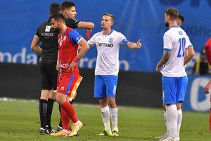 """Nicușor Bancu, suspendat 3 etape după """"roșul"""" cu FC Botoșani! Sancţiuni dure pentru Silvian Cristescu"""