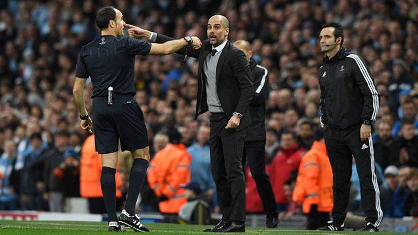 Miguel Mateu Lahoz (44 de ani) este arbitrul care va conduce finala Ligii Campionilor dintre Manchester City și Chelsea