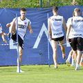 Fotbaliștii lui Dinamo au părăsit cantonament la Săftica