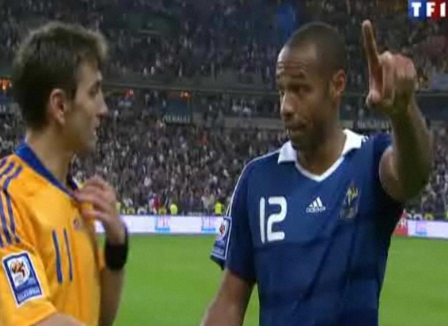 """EXCLUSIV Gestul impresionant al lui Thierry Henry, care i-a influențat cariera unui stelist: """"Wow, despre ce vorbim?!"""" + """"Am făcut 21 de milioane de români triști"""""""