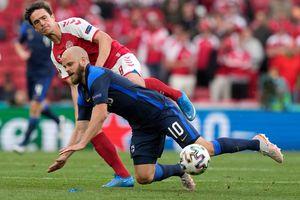 Danemarca - Finlanda 0-1 » Victorie istorică la Euro 2020, într-un meci marcat de prăbușirea lui Eriksen