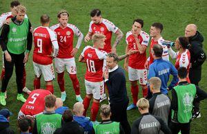 """Kasper Hjulmand, selecționerul Danemarcei: """"Avem jucători care sunt terminați emoțional"""""""