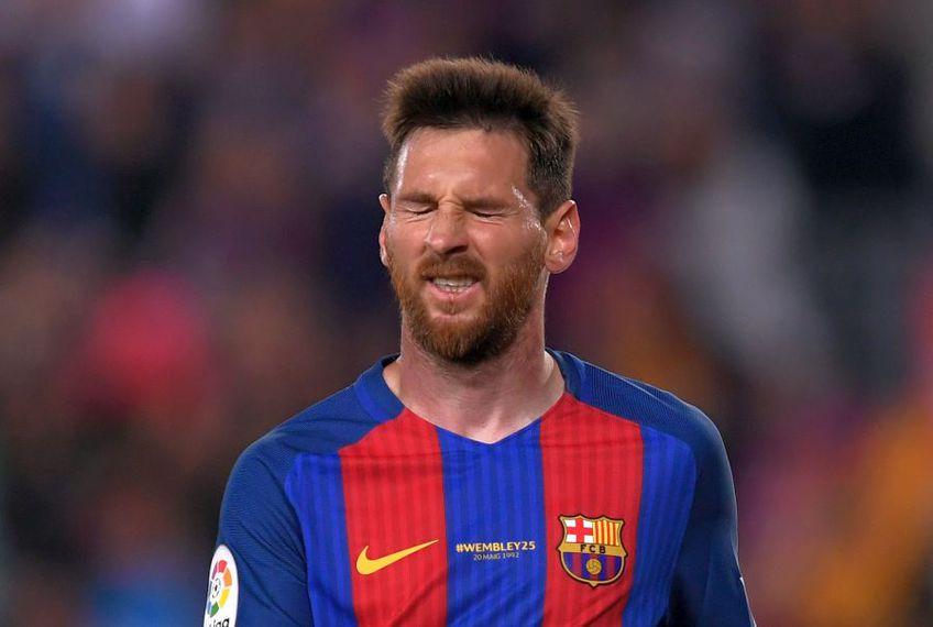 Lionel Messi este golgheterul La Liga în acest sezon // foto: Guliver/gettyimages