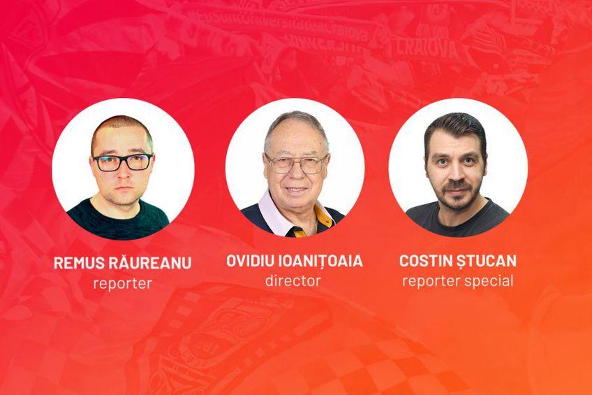 Vocile Gazetei comentează Craiova - FCSB