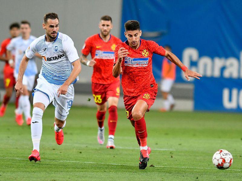 Craiova - FCSB, meci : 12.07