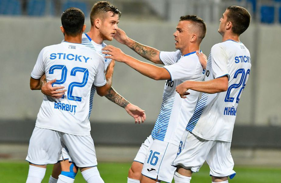 CS Universitatea Craiova a învins-o pe FCSB, scor 2-1