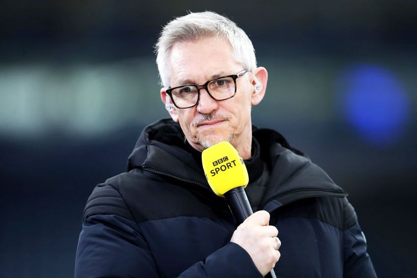Gary Lineker // foto: Guliver/gettyimages