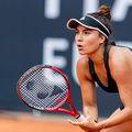 Elena-Gabriela Ruse (23 de ani, 133 WTA) a primit un wild-card pe tabloul principal de la Winners Open, singurul turneu WTA organizat în România.