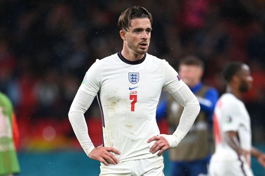 Jack Grealish îî răspunde lui Roy Keane după ce a fost acuzat că nu a bătut penalty cu Italia Foto:GettyImages