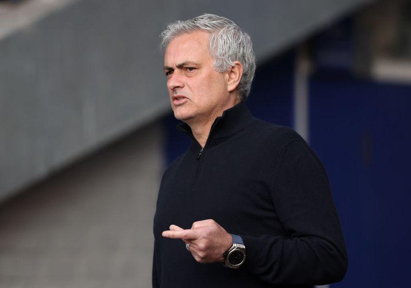 Jose Mourinho (58 de ani) crede că fundașul englez Kyle Walker (31 de ani) a fost cel mai bun fotbalist de la Euro 2020.