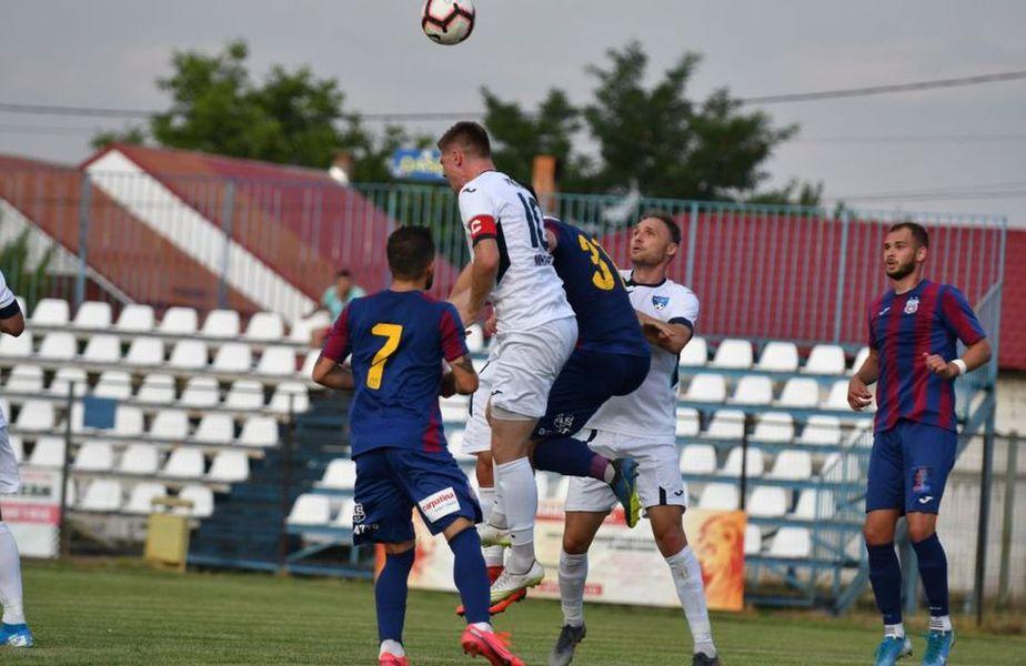 Comitetul de Urgență al FRF a hotărât astăzi ca 7 formații, învinse la meciurile de baraj, să promoveze în Liga 3.