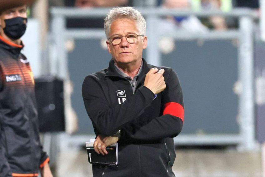 Gent, vicecampioana sezonului trecut, nu reușește să lege două meciuri bune. Sursă foto: https://twitter.com/KAAGent