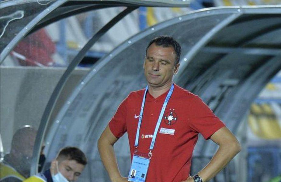 Antrenorul Toni Petrea are COVID-19