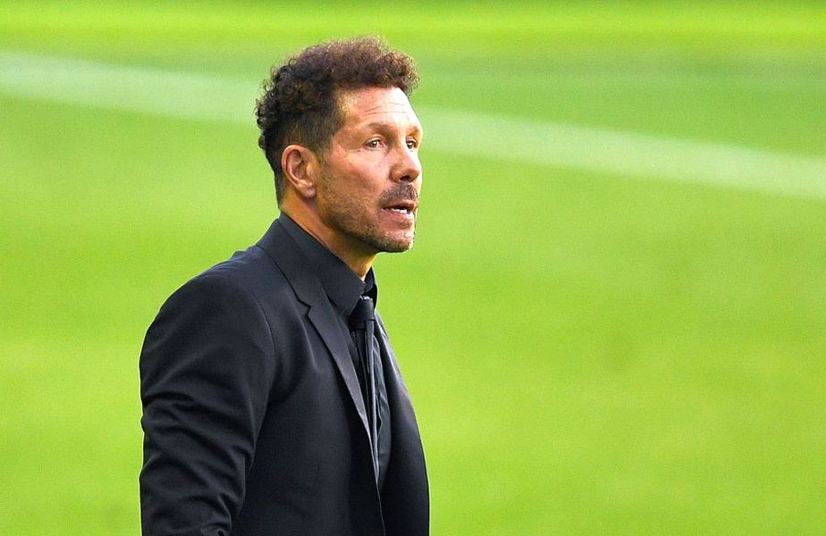 Diego Simeone, antrenor Atletico Madrid // foto: Guliver/gettyimages