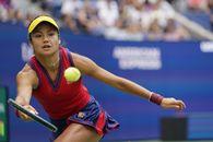 Englezii au găsit cheia succesului Emmei Răducanu » Trucul folosit de tatăl român al campioanei de la US Open