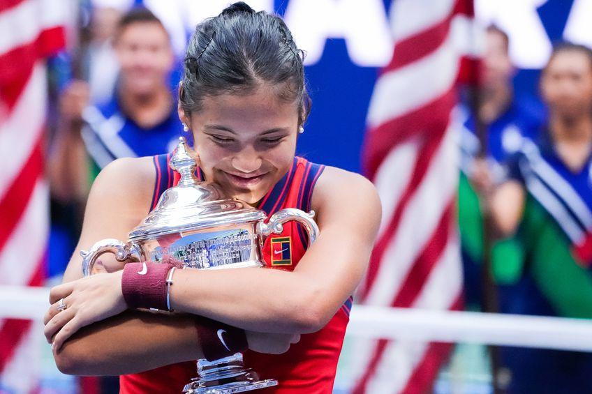 """Emma Răducanu: """"Tata m-a târât să joc tenis, mie nu îmi plăcea"""""""