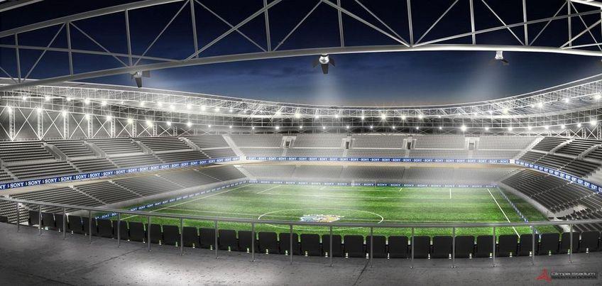 """Stadion """"Concas"""", Buzău"""