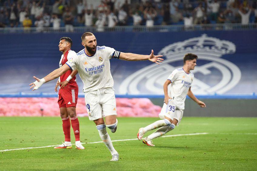 Real Madrid - Celta Vigo 5-2 // foto: Guliver/gettyimages