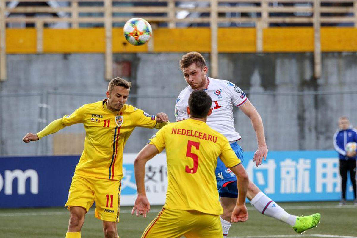 FEROE - ROMÂNIA 0-3 // Ilie Dumitrescu a găsit singurul vinovat pentru jocul modest al României din această seară
