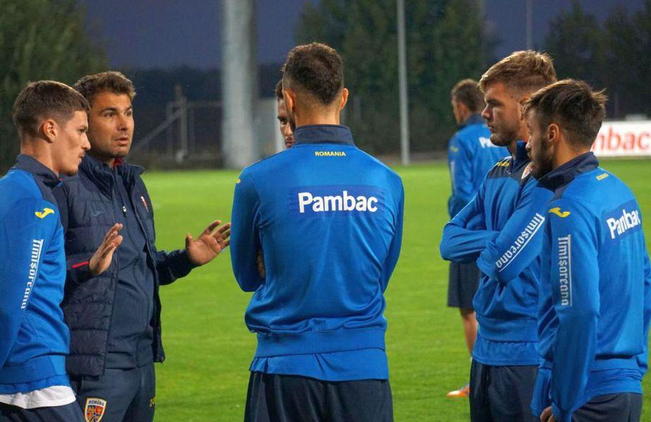România U21 va juca cu Malta U21 // foto: frf.ro