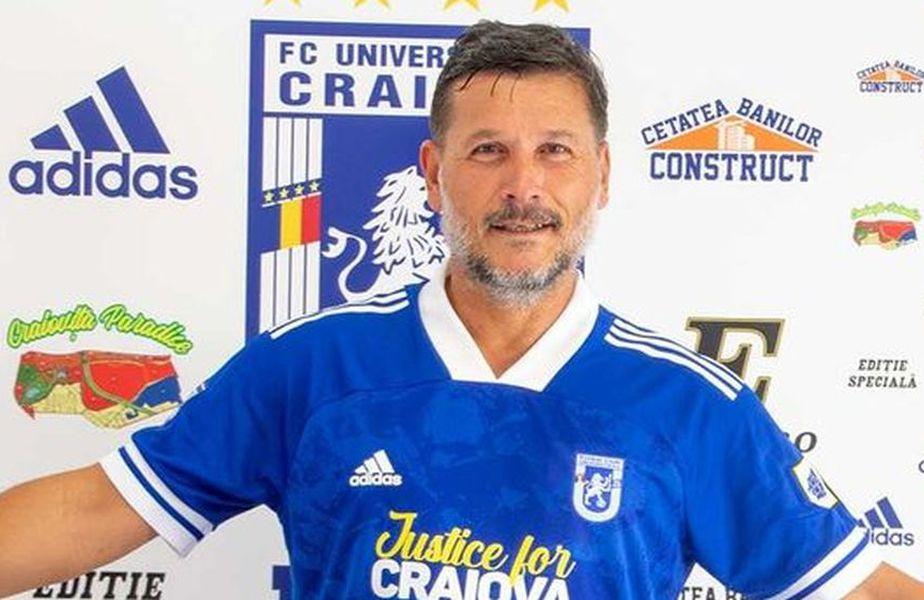 FC U Craiova 1948 a anunțat în urmă cu puține momente despărțirea de antrenorul Nicolo Napoli (58 de ani).