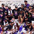 Los Angeles Lakers a învins-o pe Miami Heat în al 6-lea meci al finalei NBA // foto: Instagram @ Lakers