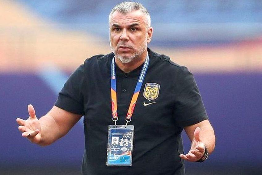 Cosmin Olăroiu e luat în calcul pentru banca naționalei