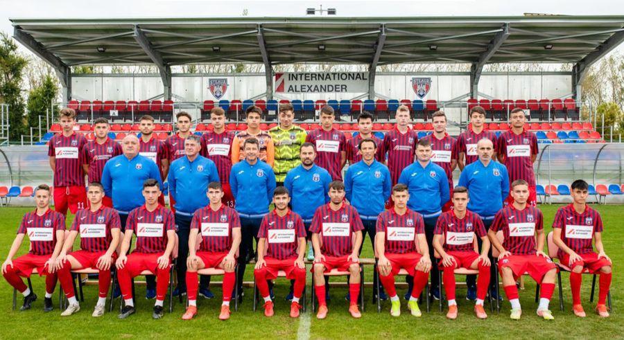 Premieră la CSA Steaua: are două echipe calificate deja în play-off-ul Ligii Elitelor