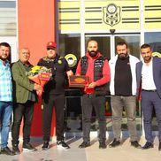 Sursă foto: Twitter Öznur Kablo Yeni Malatyaspor @YMSkulubu