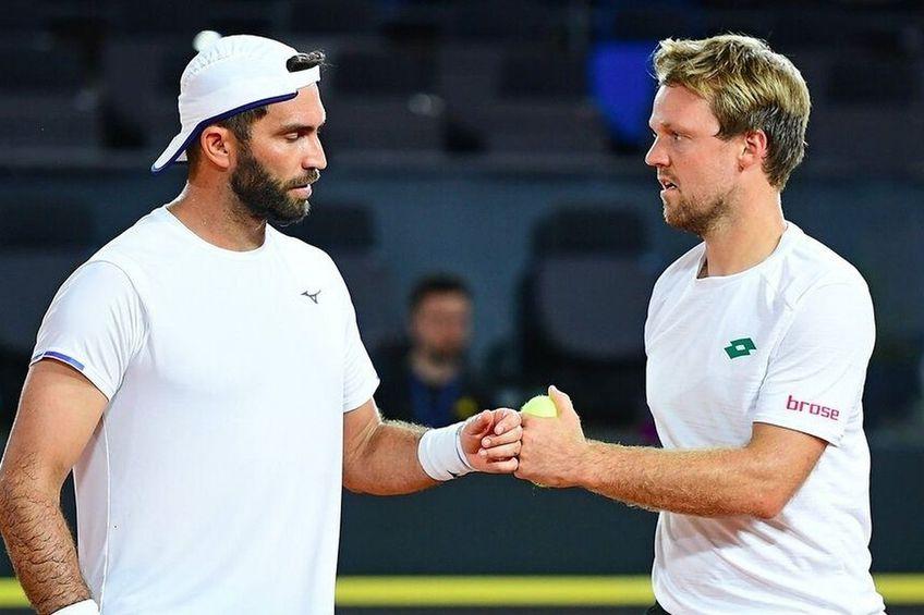 Românul și Krawietz s-au calificat în sferturi la Indian Wells / Sursă foto: Facebook Horia Tecău