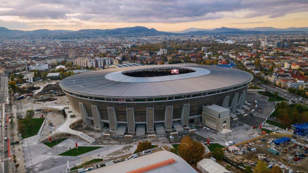 Puskas Arena, Budapesta 12.11.2020