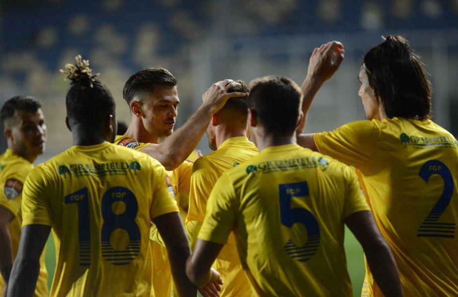 Petrolul a câștigat ultimul său meci, 2-0 cu Rapid