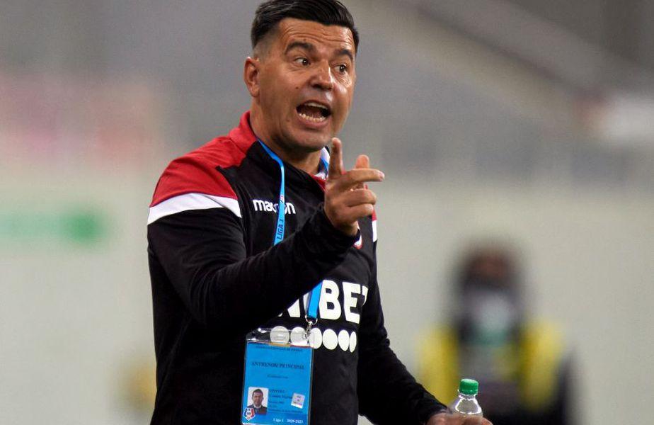 Cosmin Contra e dispus să rezilieze cu Dinamo pentru prețul corect
