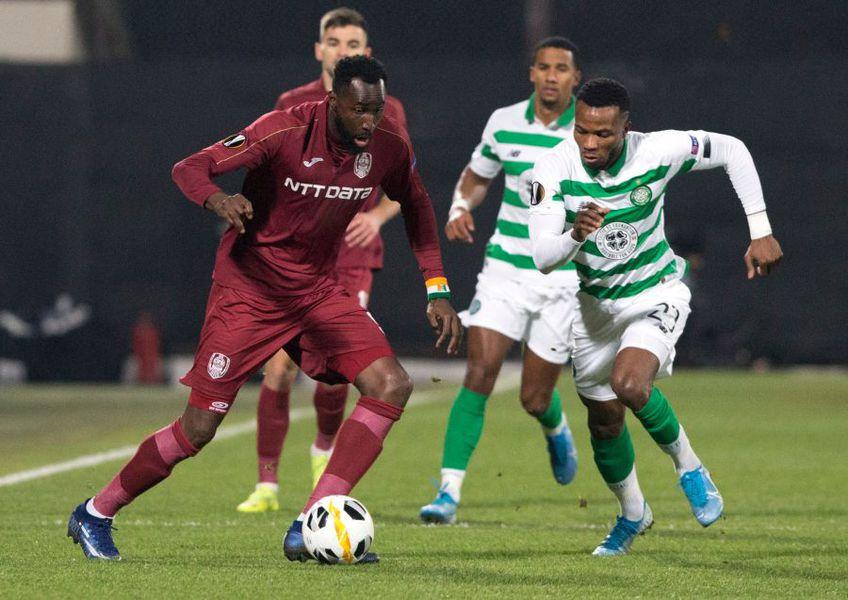 FOTO CFR Cluj - Celtic
