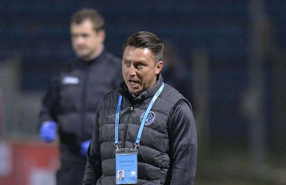 Reacția lui Ilie Poenaru, după ce partida Academica Clinceni - FC Argeș a fost amânată