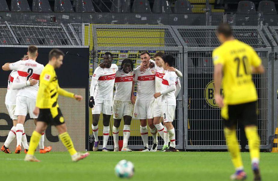 Borussia Dortmund - VFB Stuttgart 1-5. foto: Guliver/Getty Images