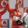 Jean Todt și Michael Schumacher, un duet istoric pentru Formula 1. foto: Guliver/Getty Images